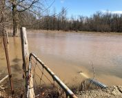 Flooding in the Blue Mountain watershed